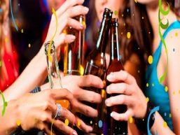 Os malefícios do álcool no sistema gastrointestinal