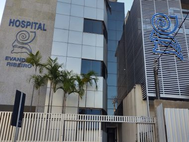 Hospital Evandro Ribeiro